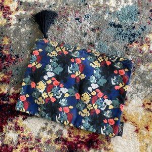 KATE SPADE SATURDAY Floral Clutch Bag